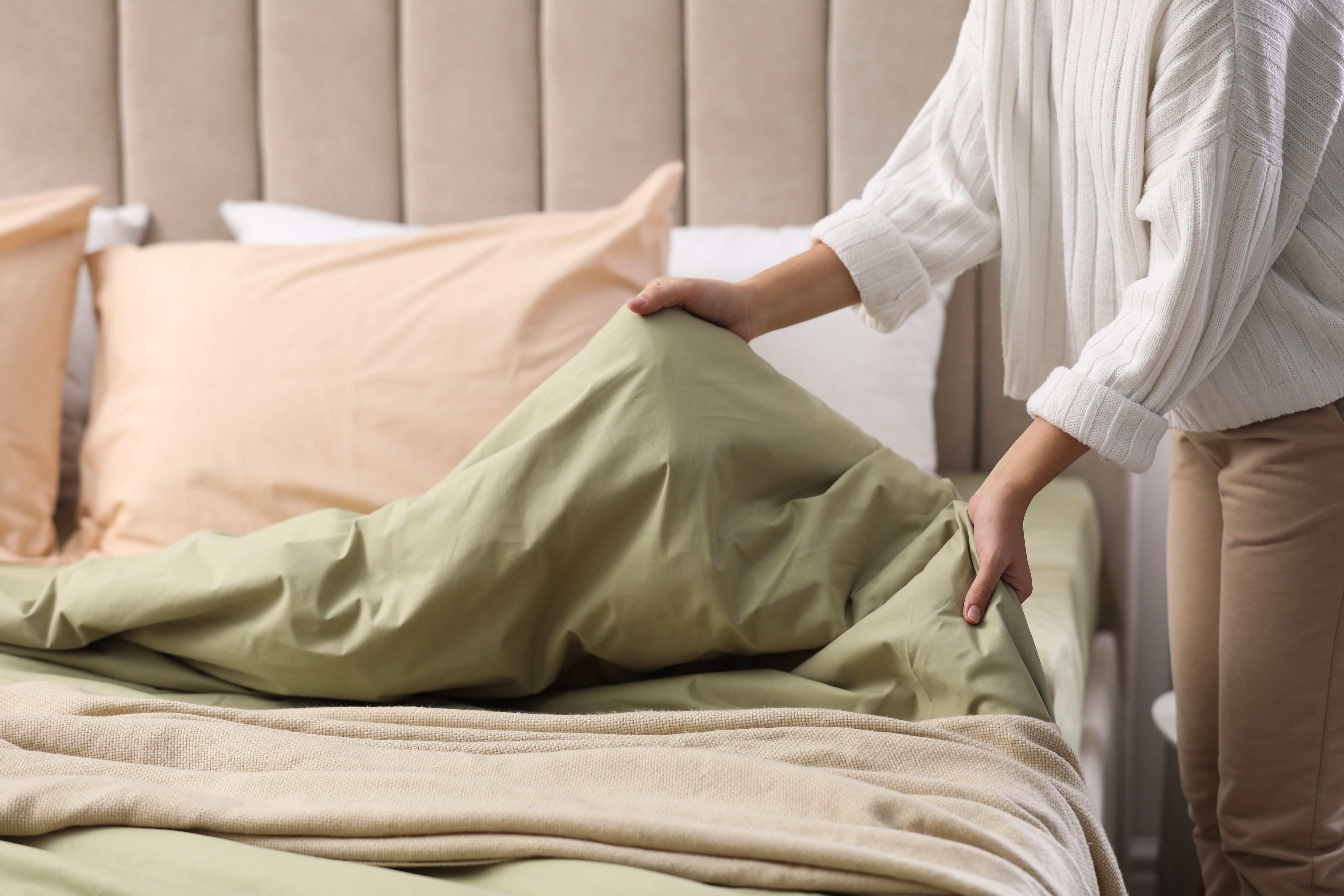 ¿Cómo elegir la ropa de cama?