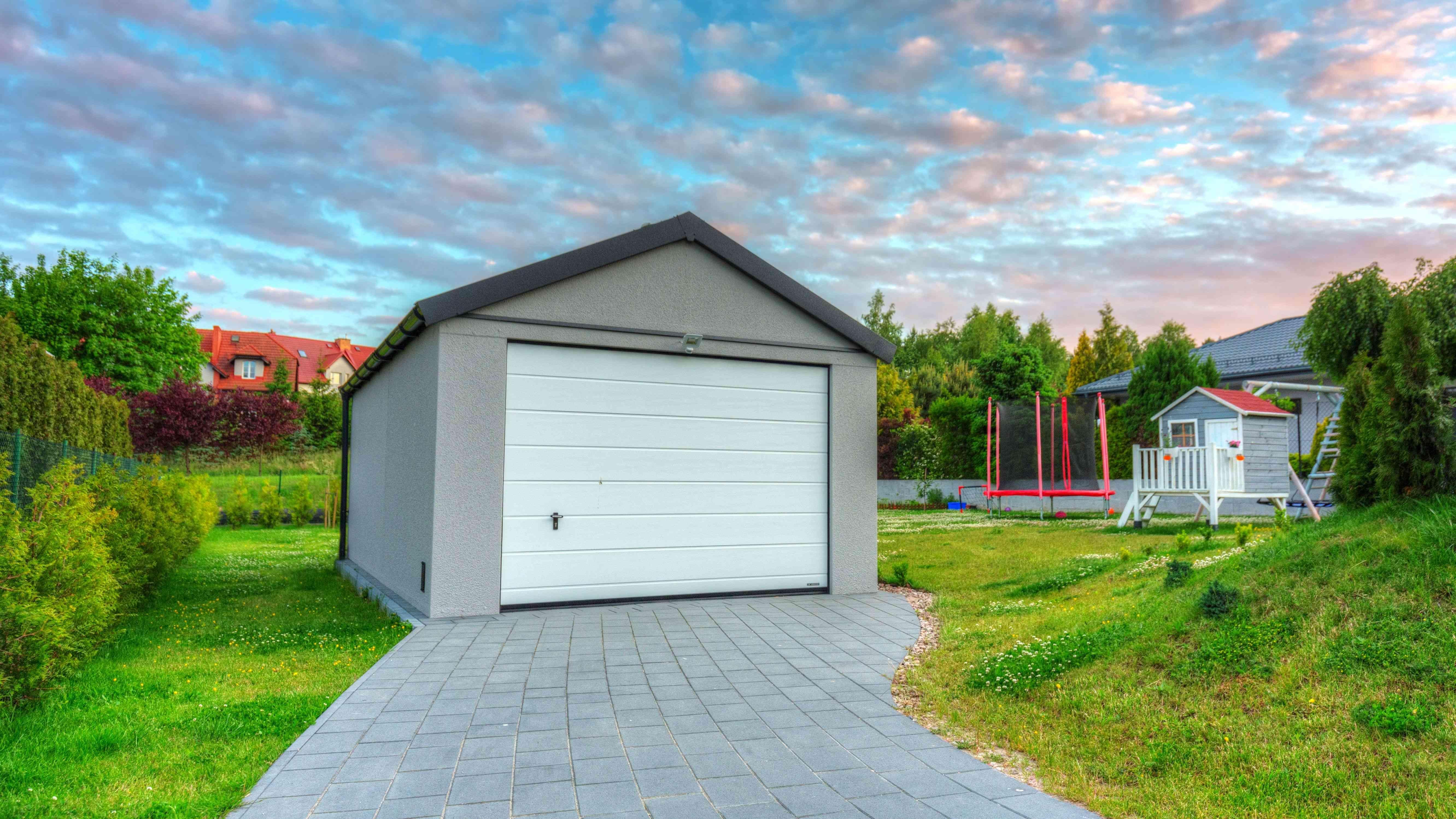 Cómo elegir un garaje