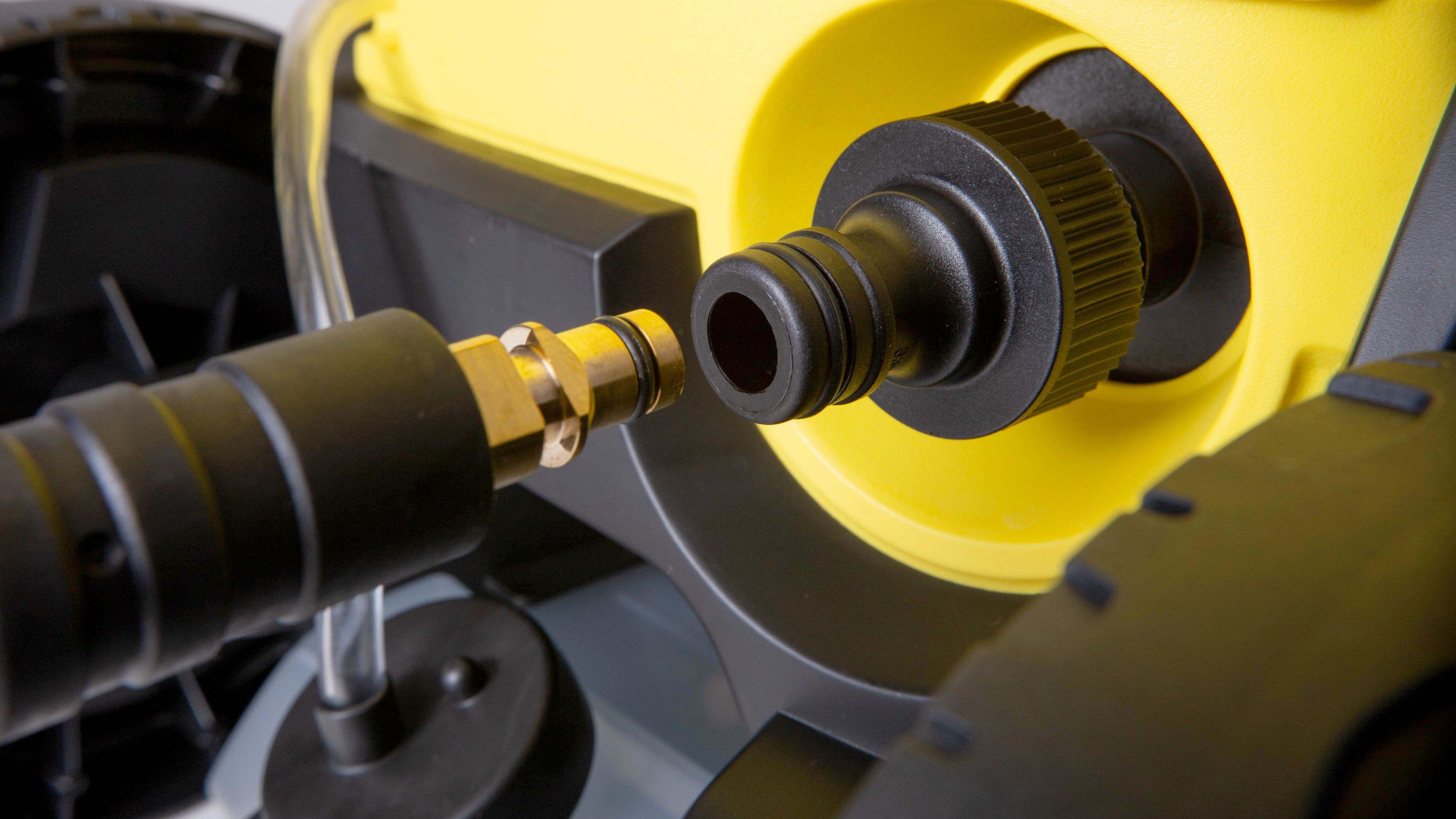 Come decalcificare un'idropulitrice ad alta pressione