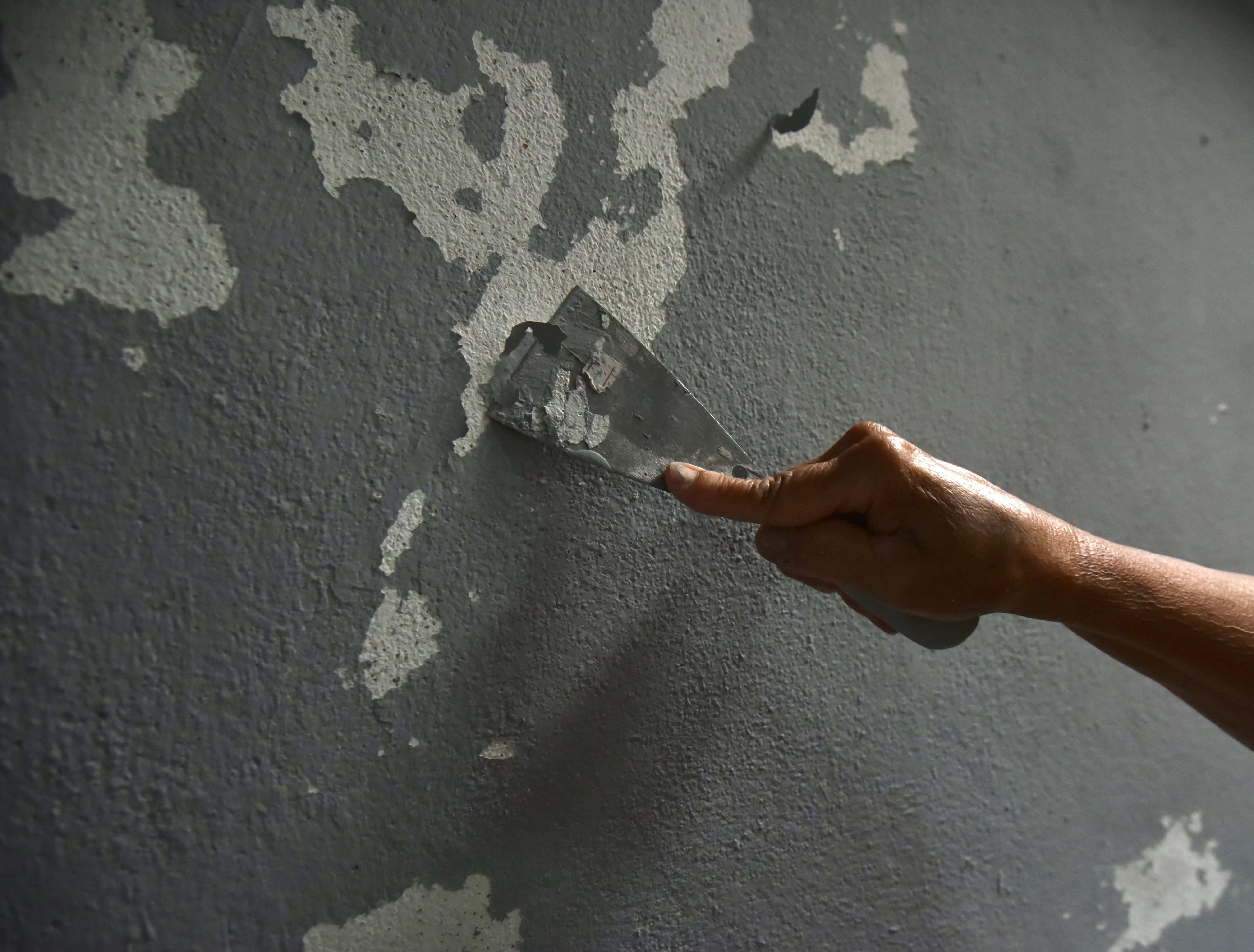 Comment réparer  un défaut de peinture