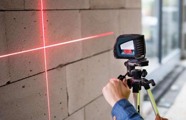Die richtige Auswahl Ihres Lasermessgerätes