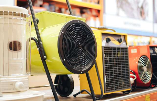 Industrial heater buying guide