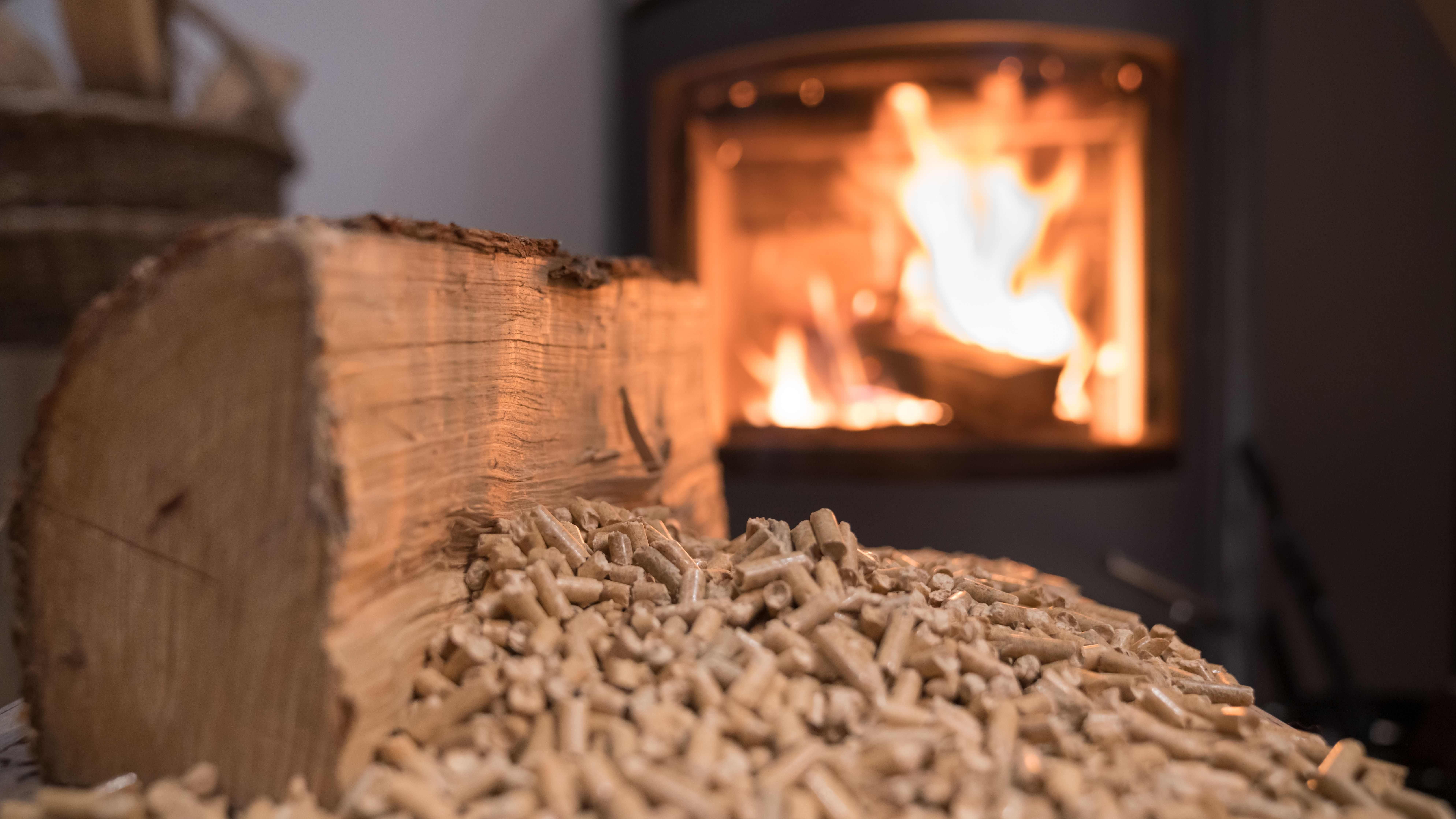 Chauffage bois :  impôts et aides