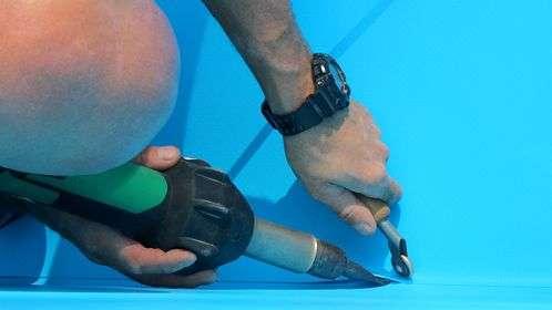 Cómo elegir el revestimiento de la piscina