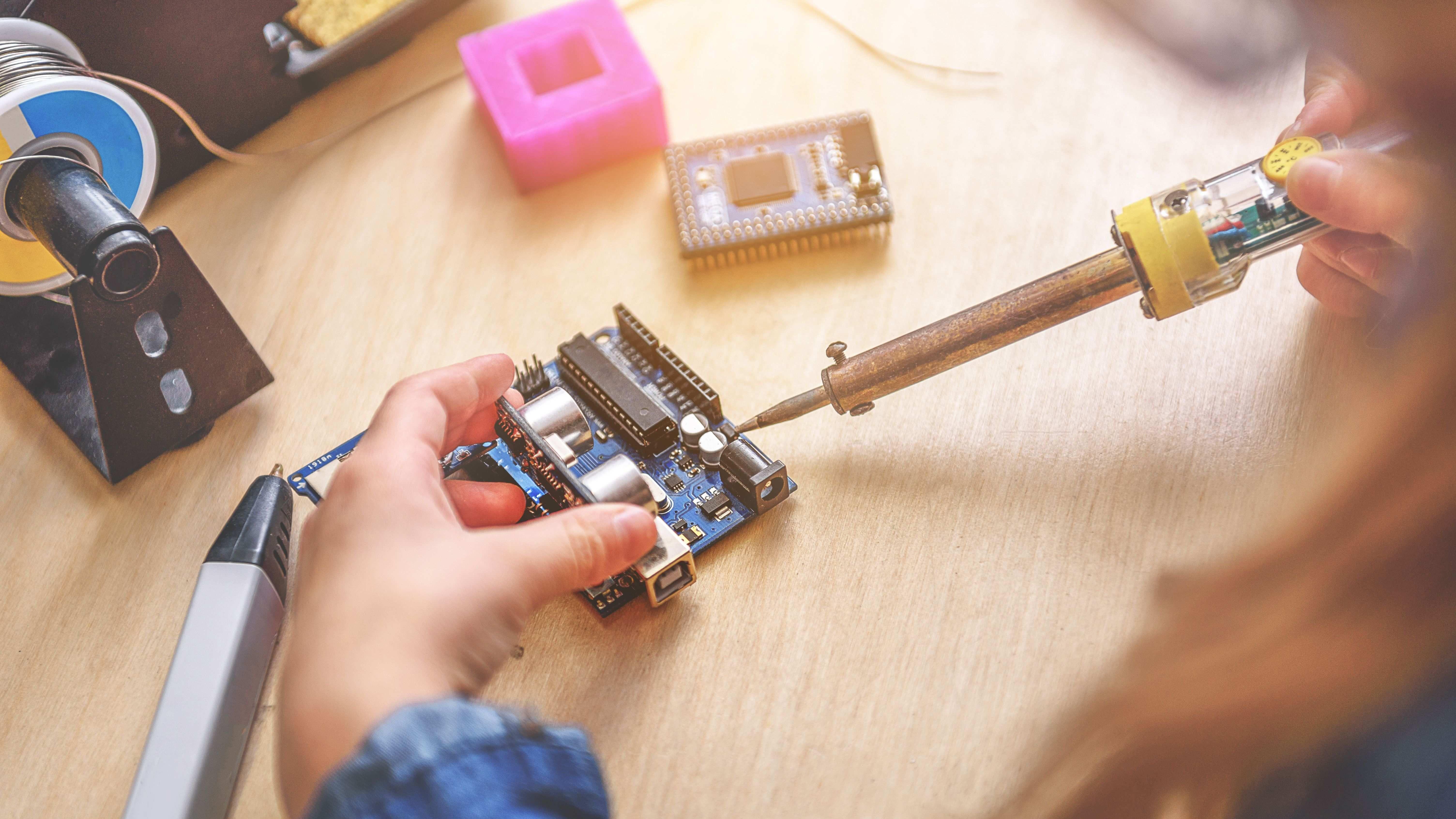 Cómo elegir un soldador eléctrico