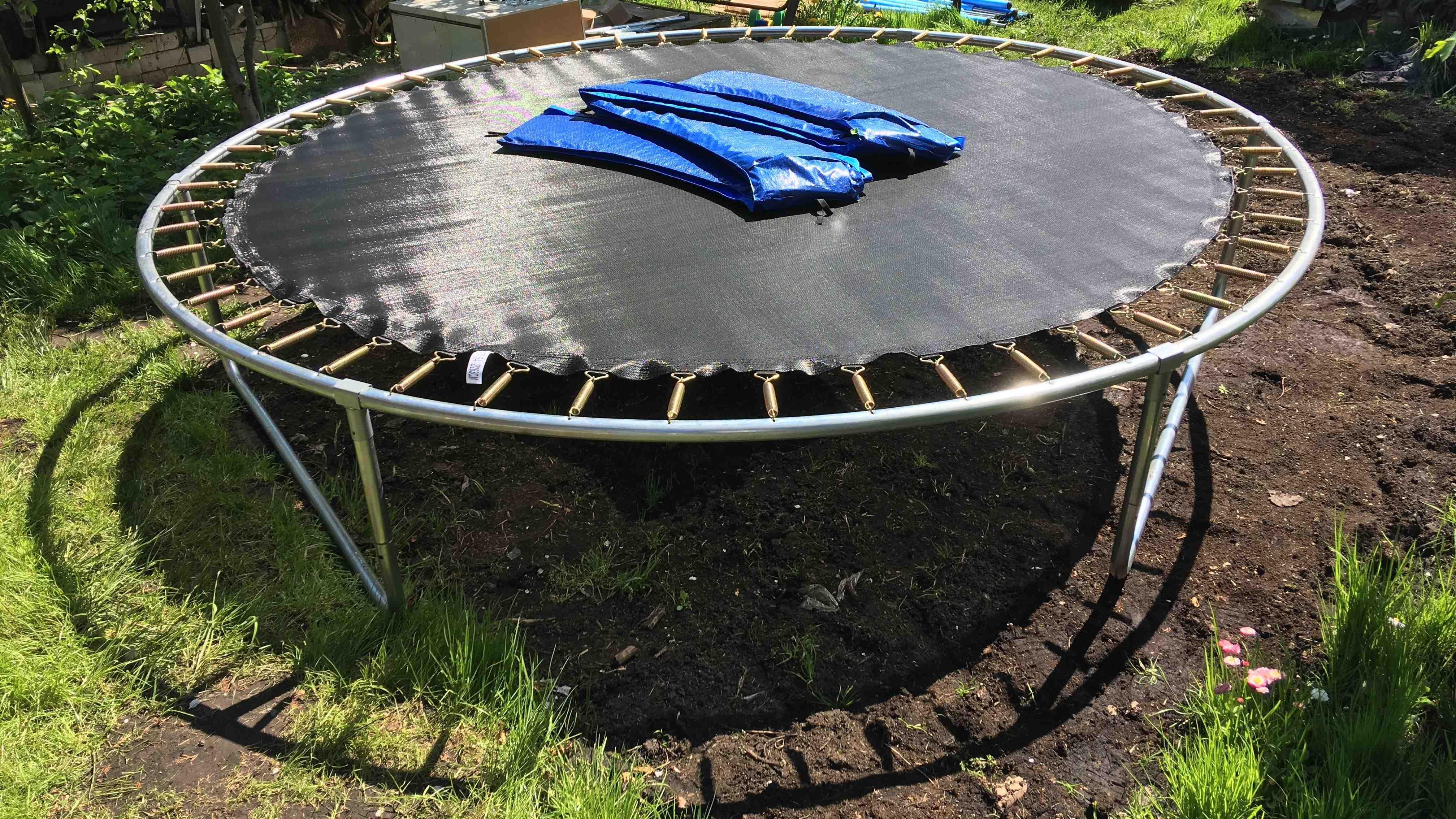 Bâche pour trampoline  : comment choisir