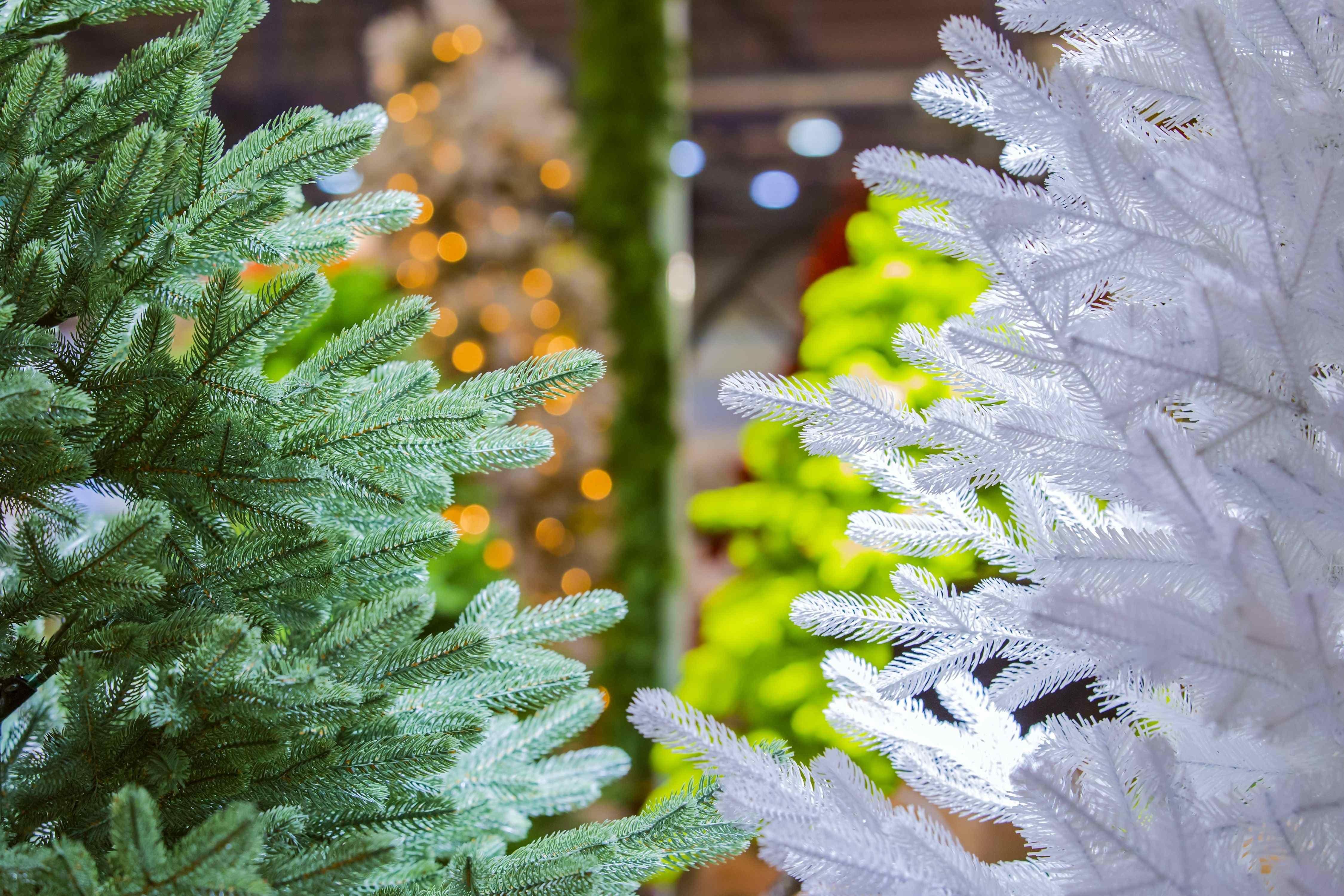 Comment choisir son sapin de Noël artificiel