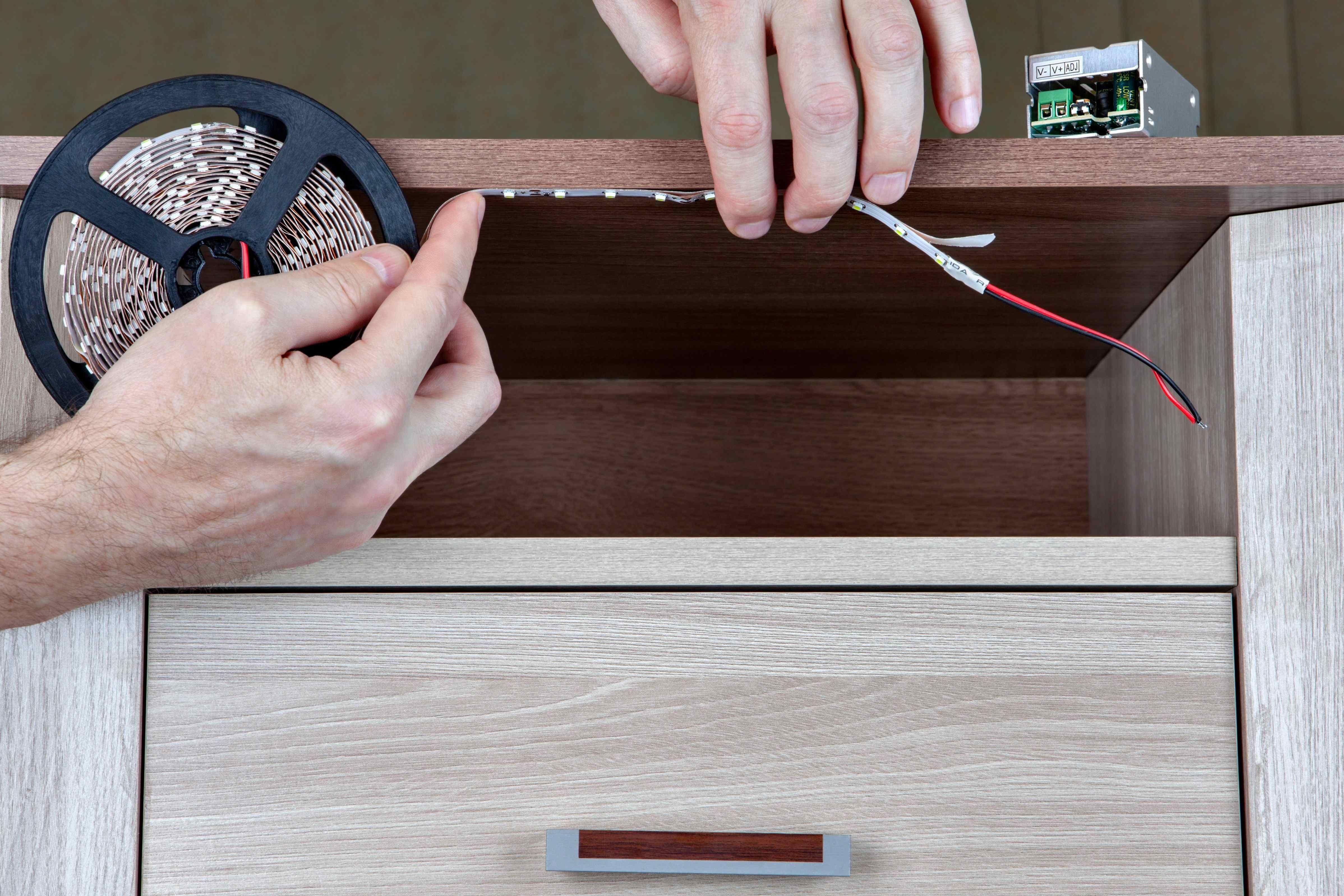 Accessoires pour ruban LED : comment ça marche