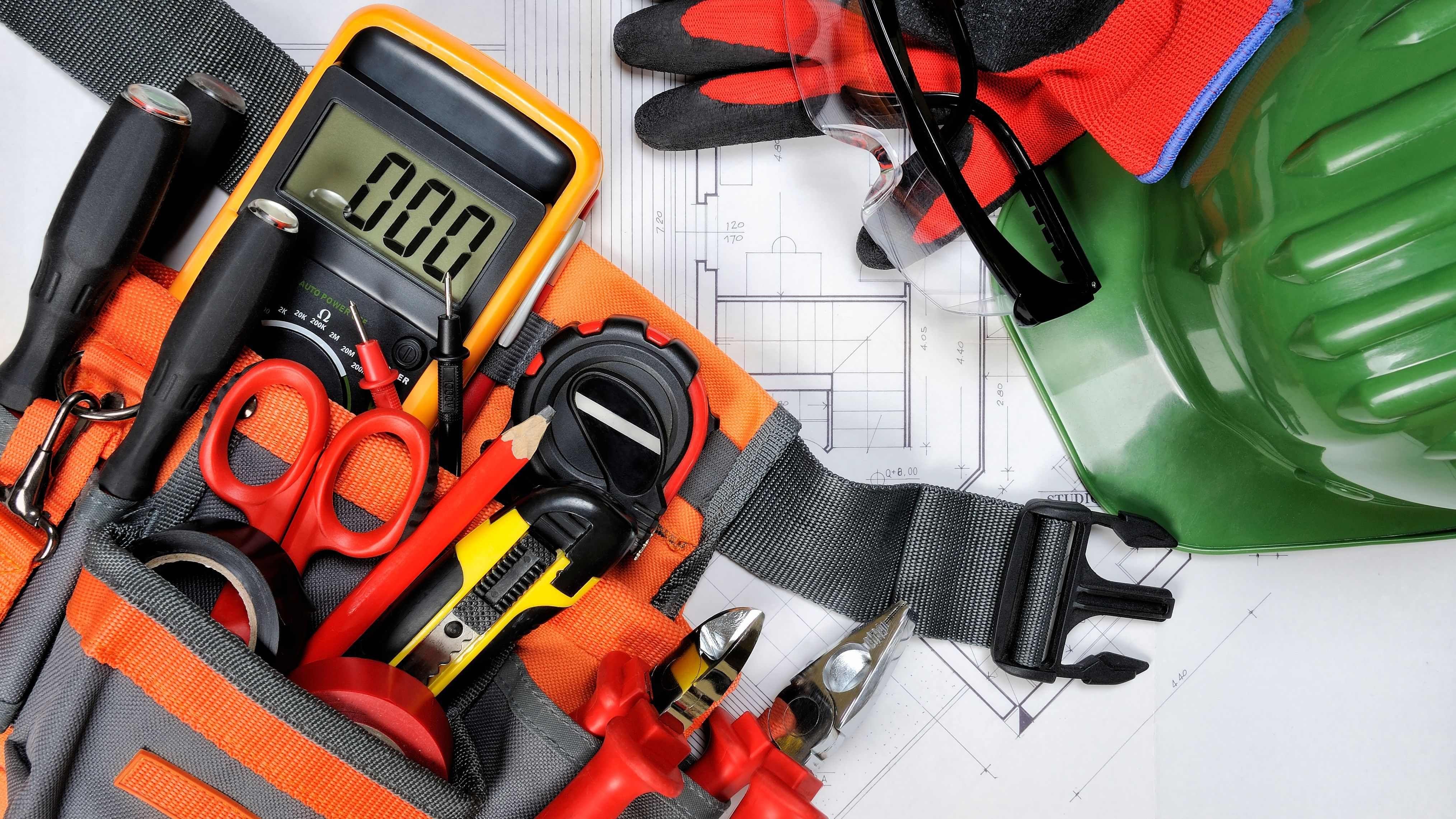 EPI de l'électricien :  les équipements de protection individuelle indispensables