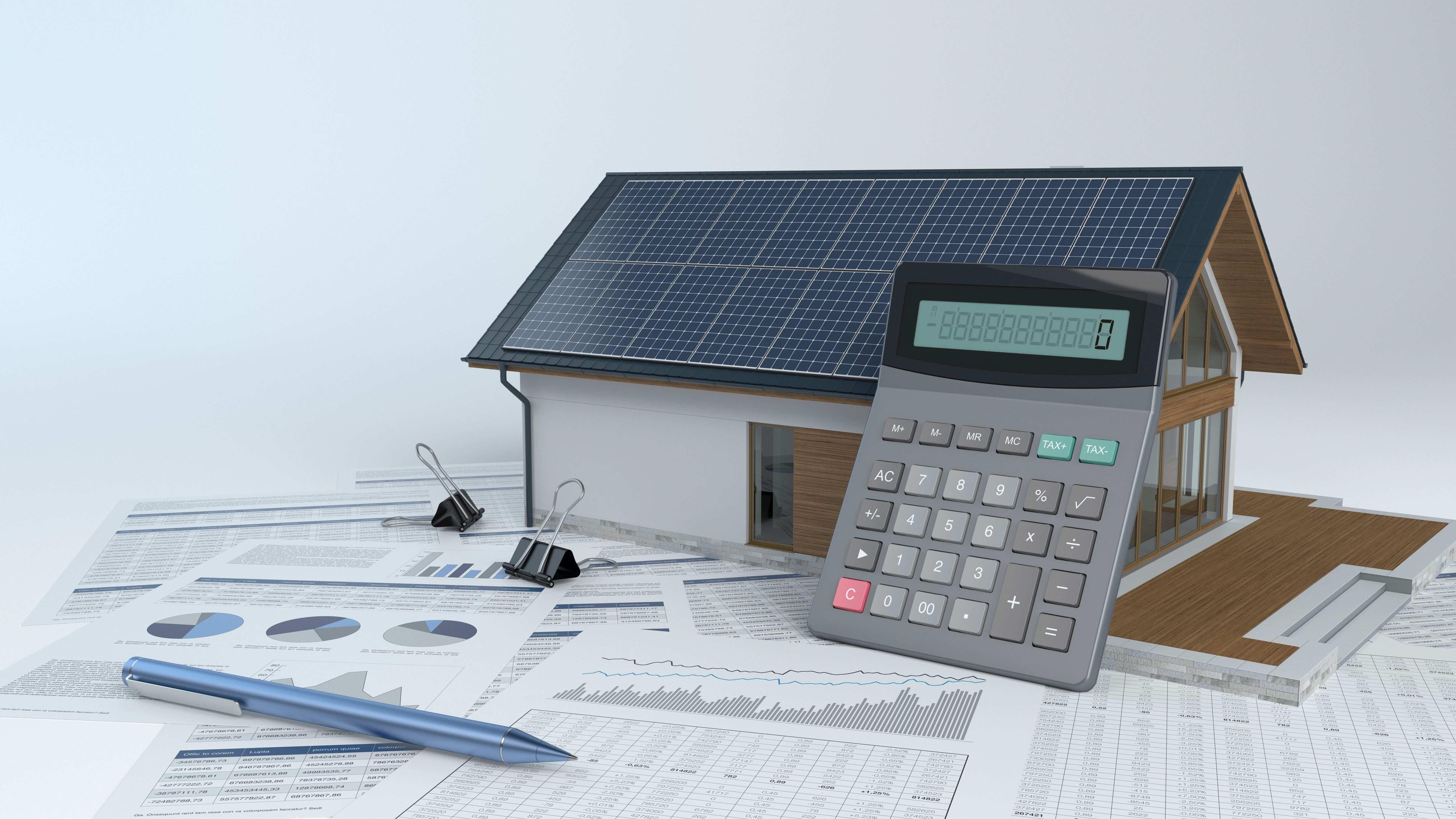 Comment calculer  la puissance et la taille d'un panneau solaire