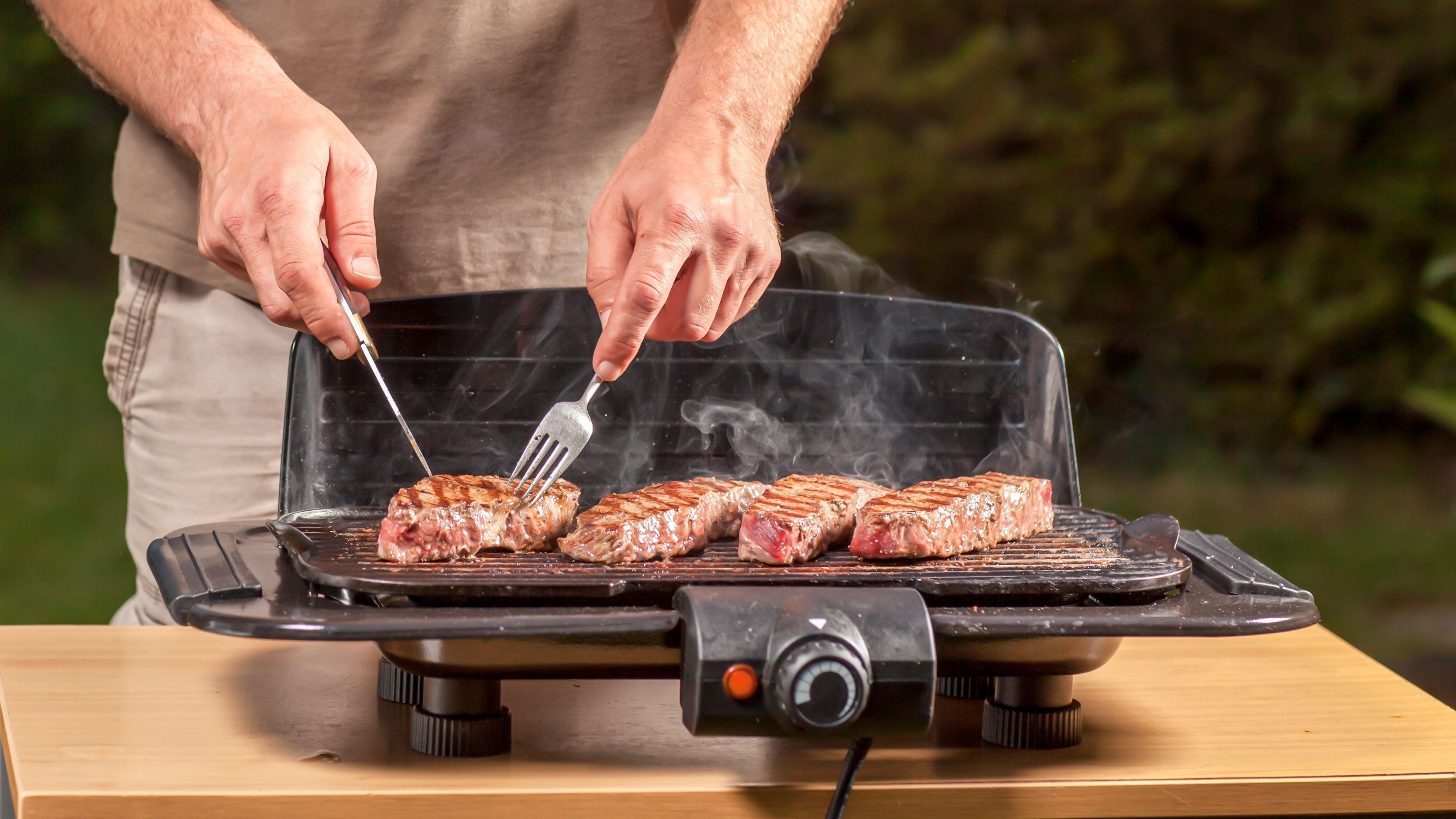 Barbecue elettrico o barbecue a gas