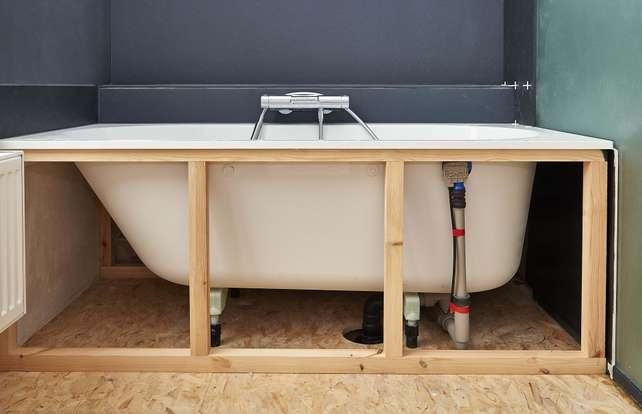 Come installare una vasca da bagno
