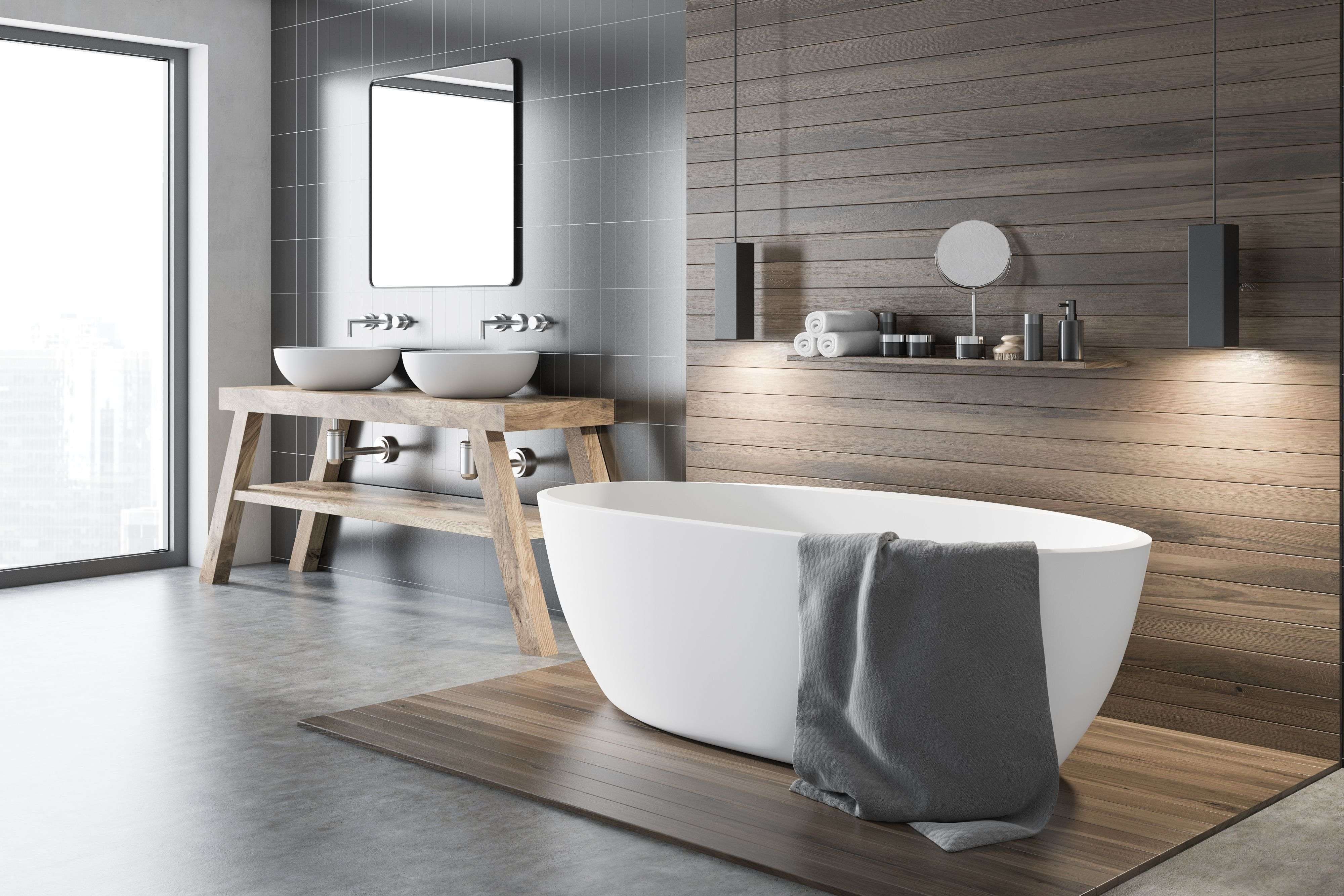 Tips and tricks  for a successful luxury bathroom decor