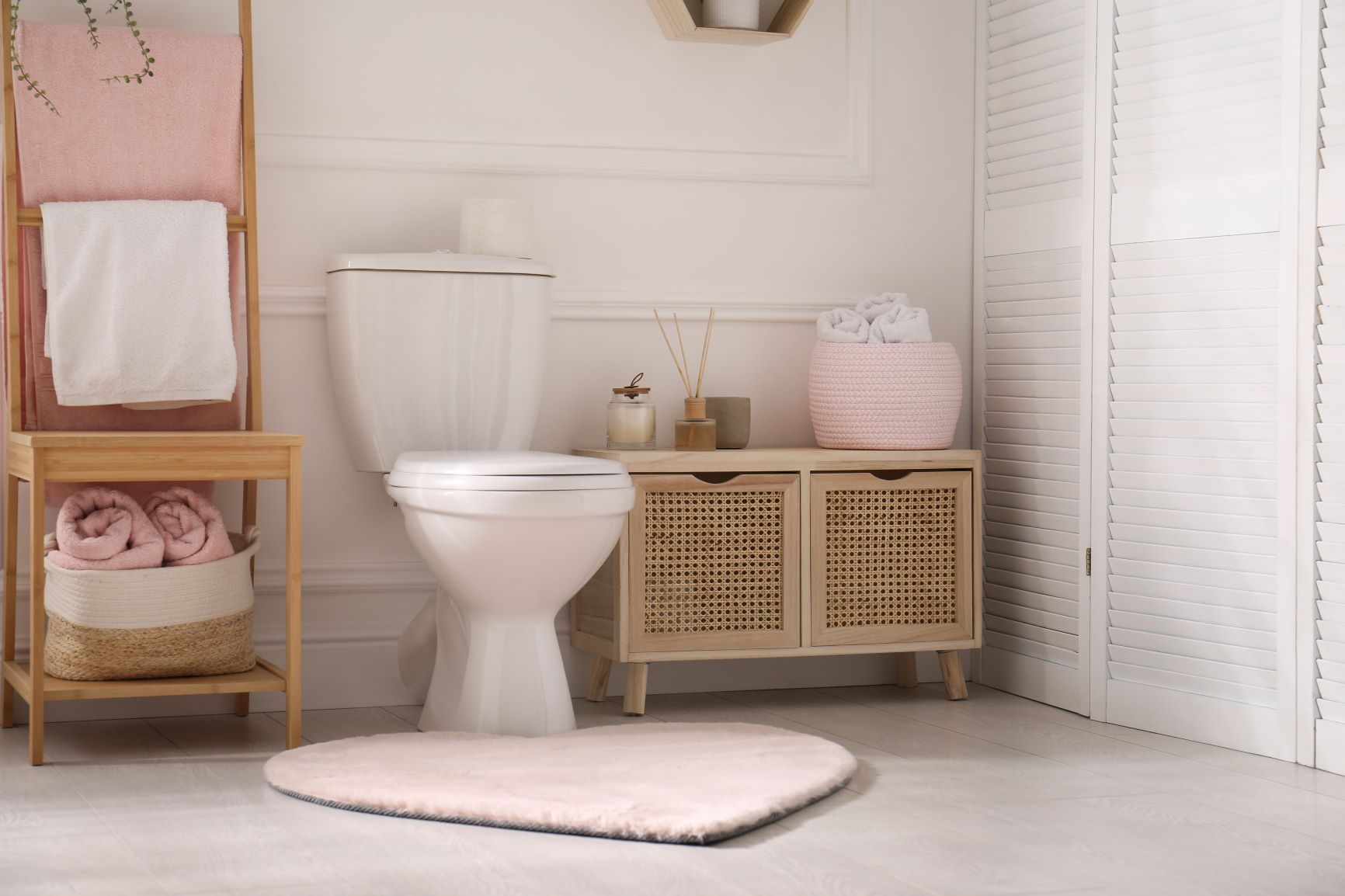 Come scegliere il tappeto per il WC