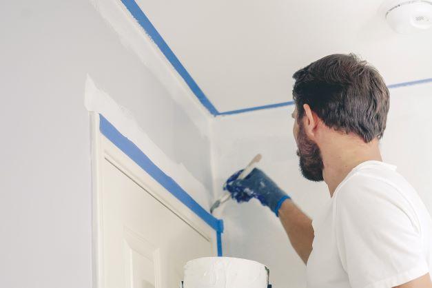 Come pitturare una porta