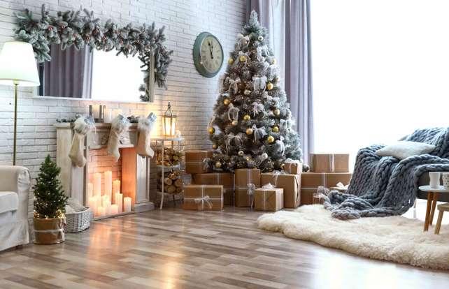 ¿Cómo elegir  la decoración interior de Navidad?