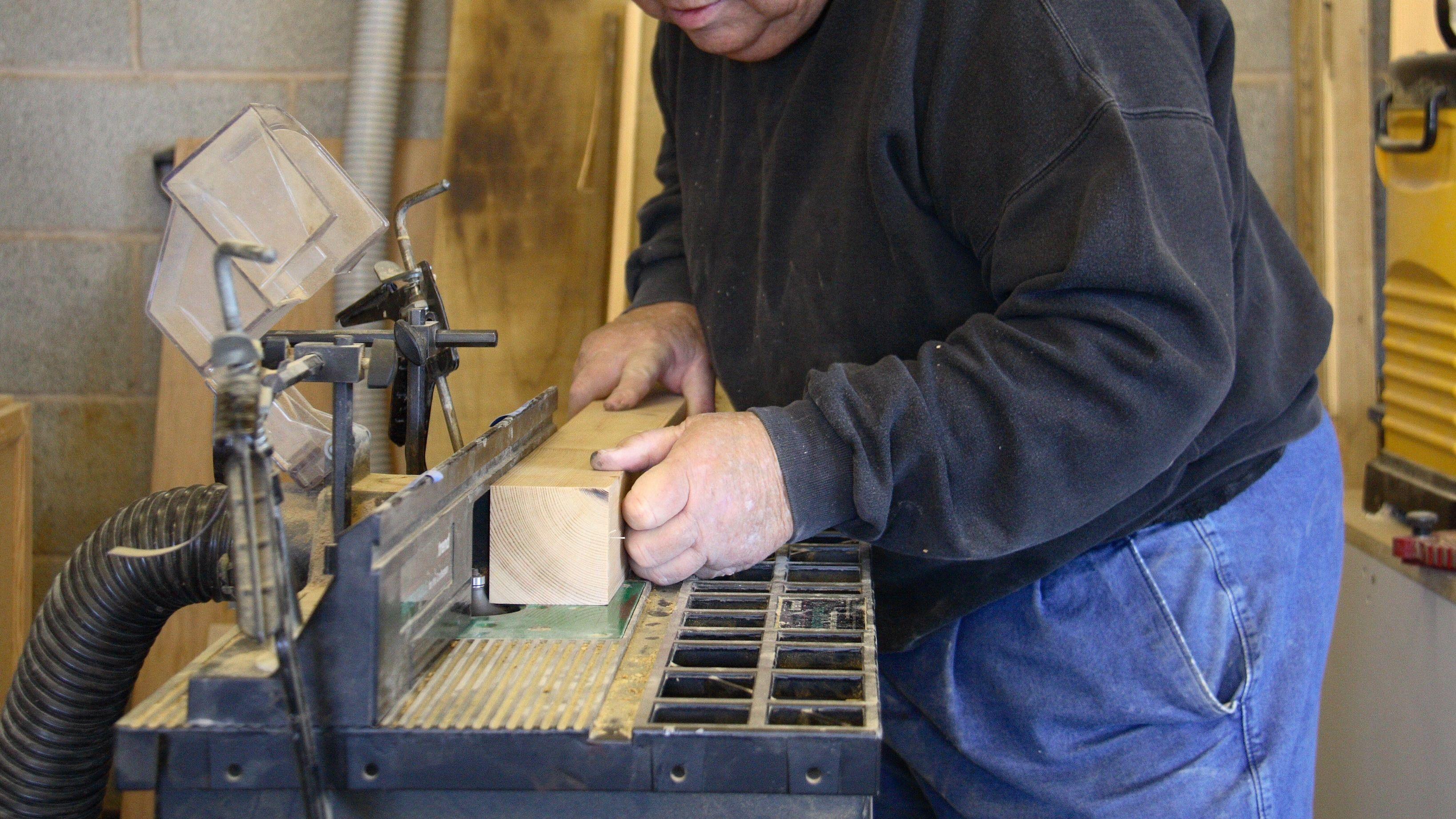 ¿Cómo elegir una tupí para trabajar la madera?