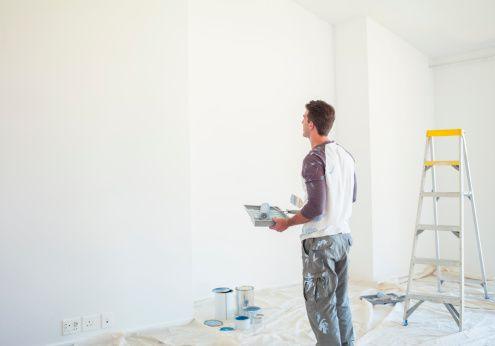 Come pitturare una camera