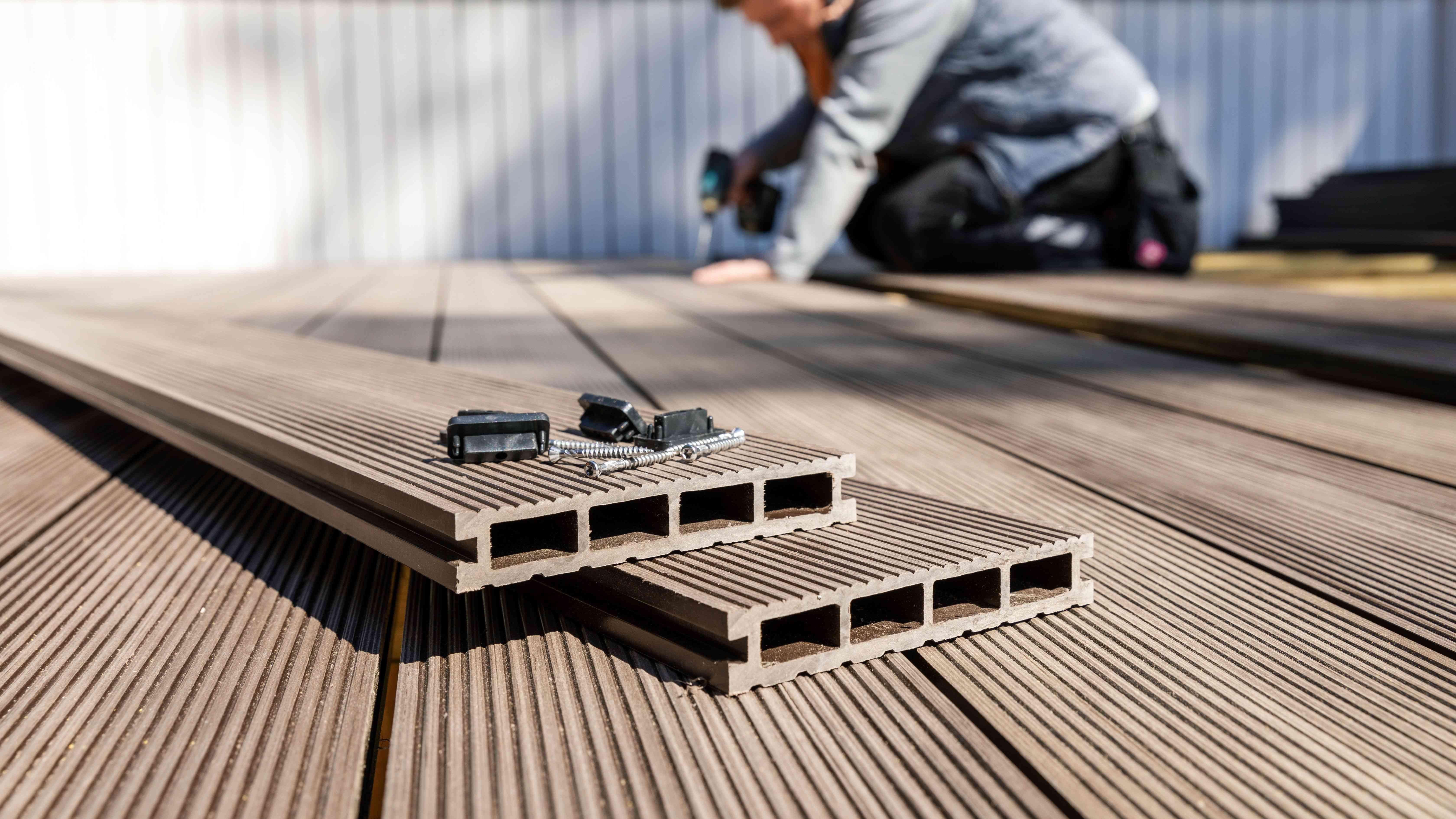 ¿Cómo elegir lamas para suelos de terraza?