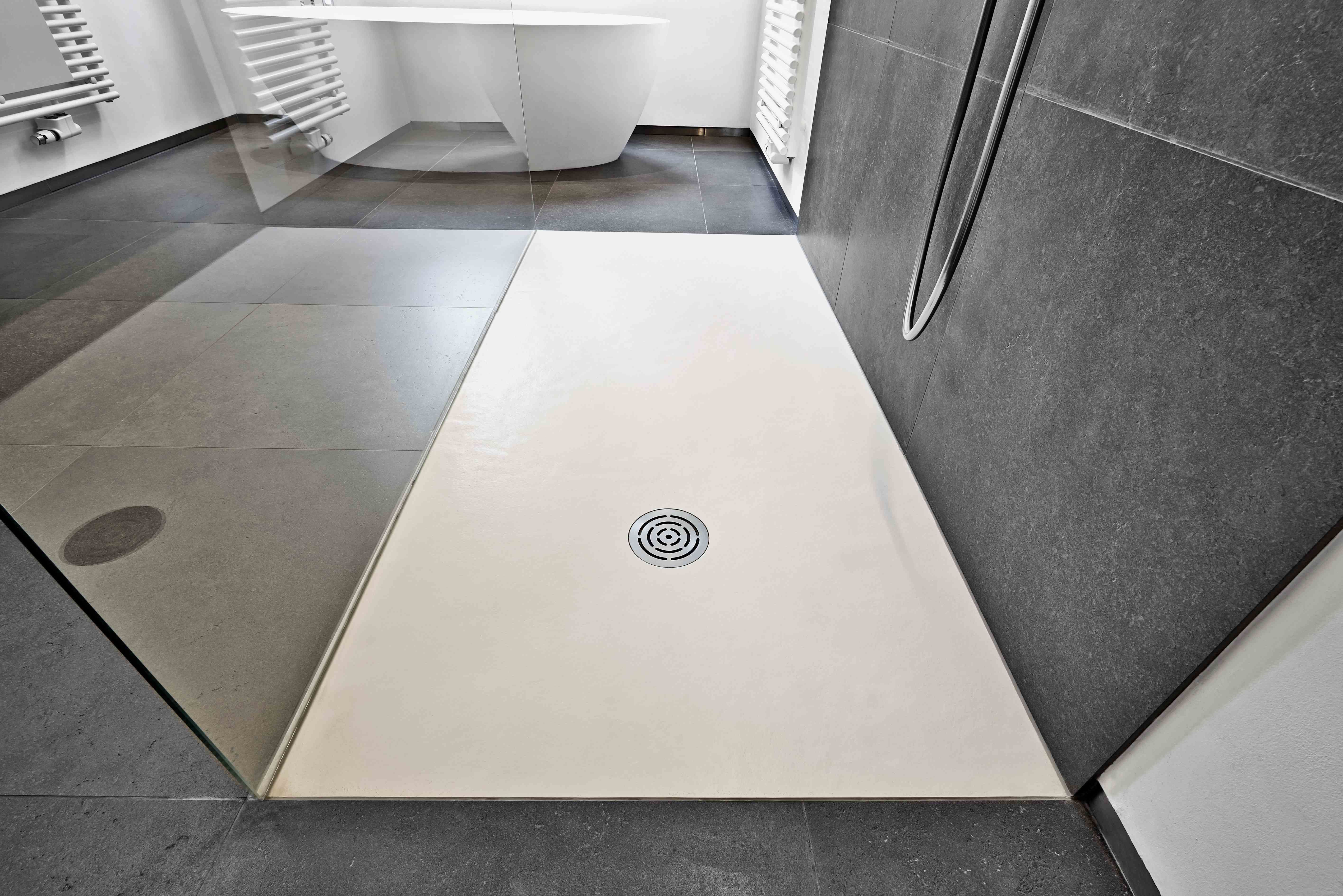Comment choisir  un receveur de douche à poser