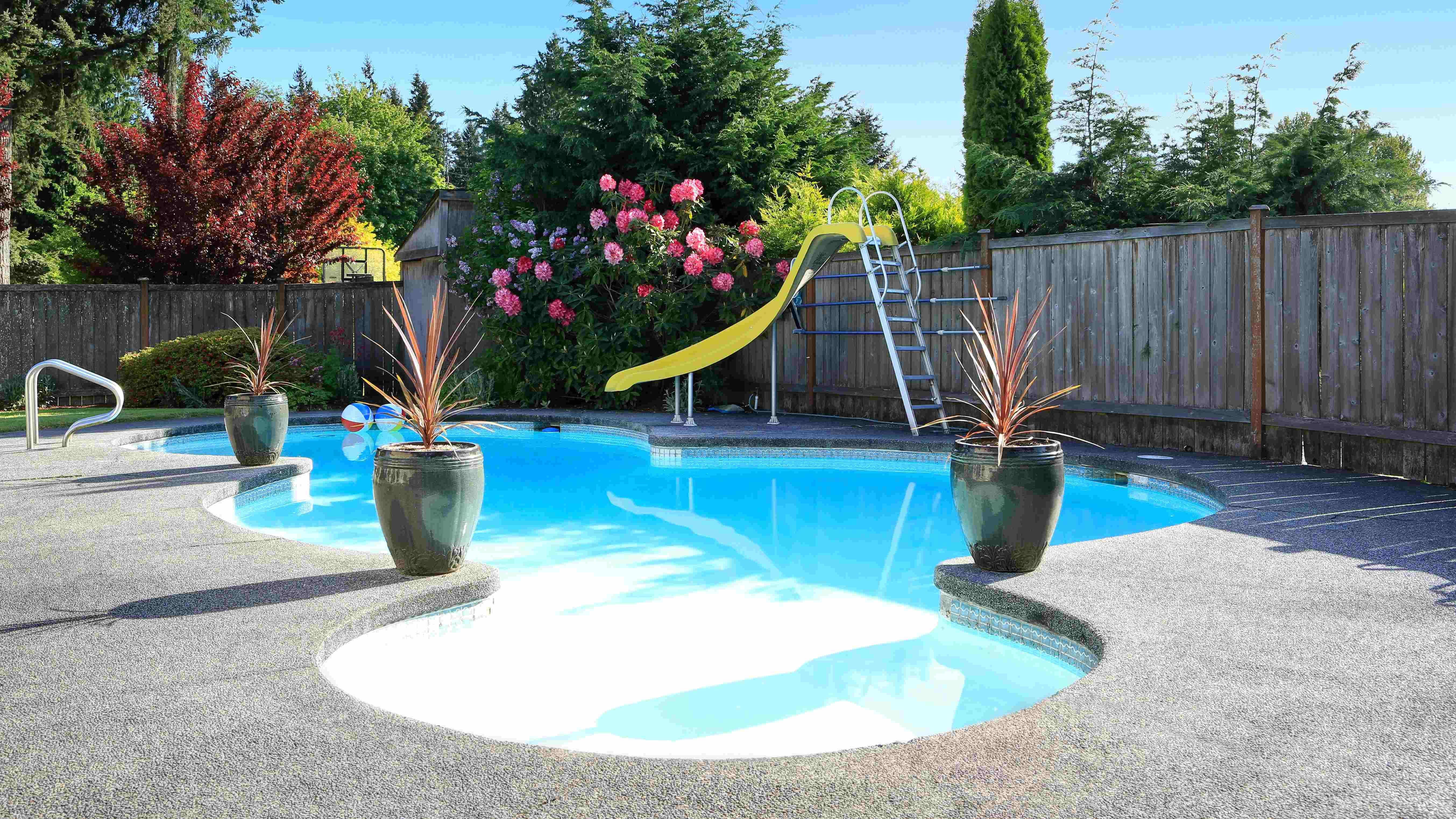 Swimming pool buying guide