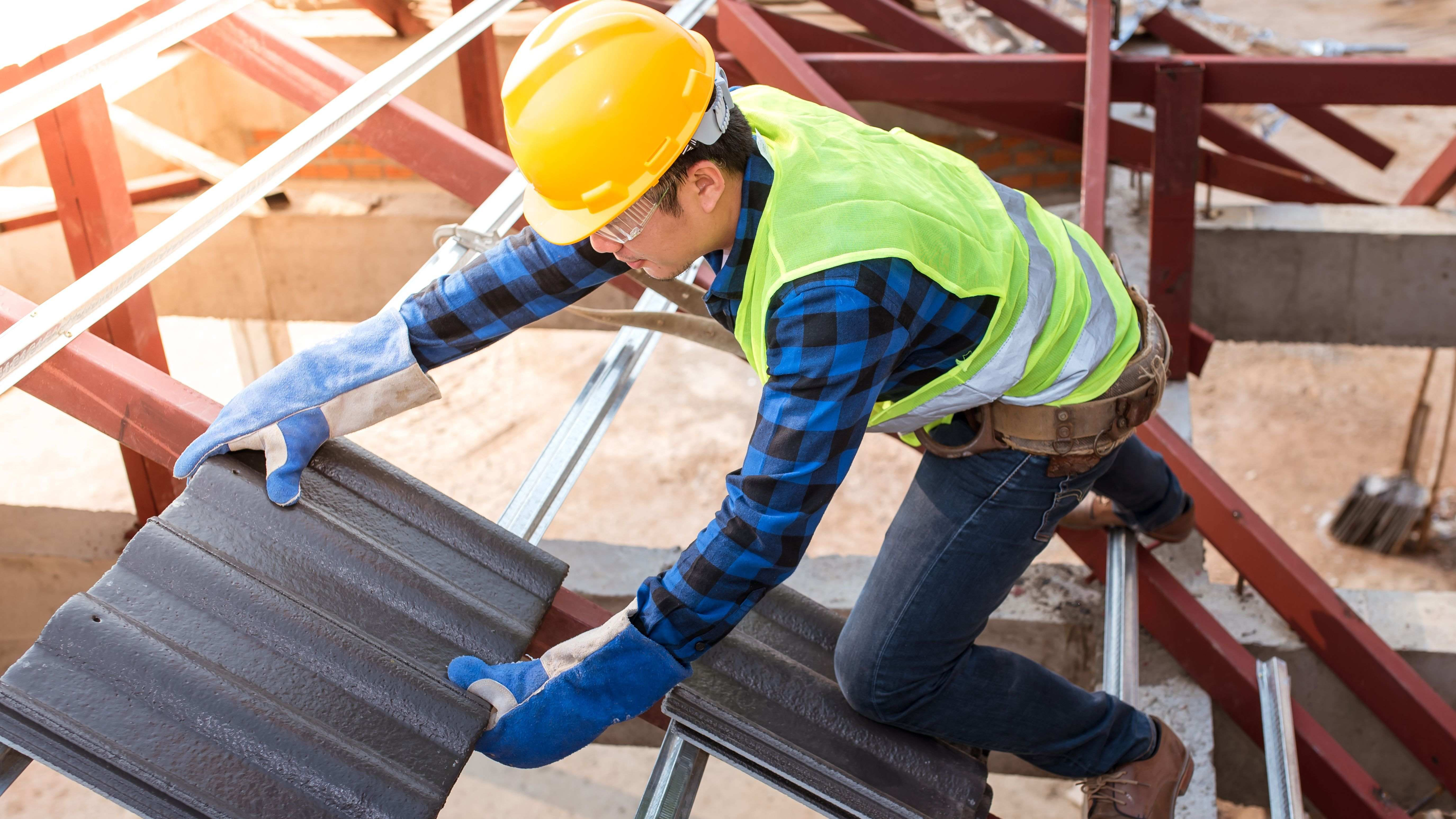 EPI du couvreur  : les équipements de protection individuelle indispensables
