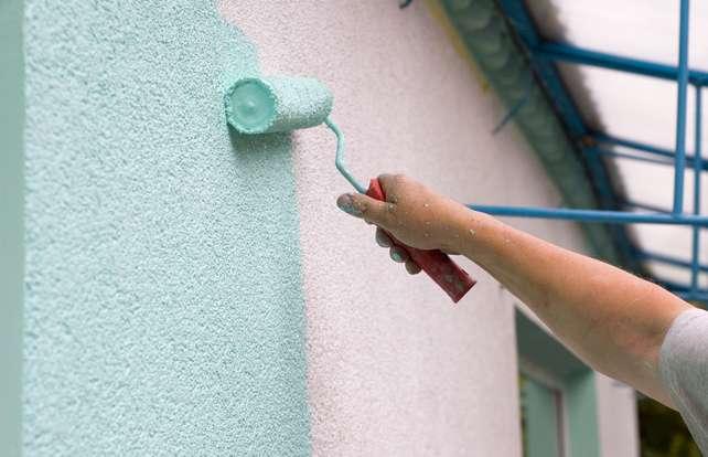 So finden Sie die richtige Fassadenfarbe