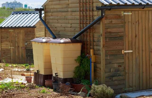 Comment choisir un récupérateur d'eau de pluie ?