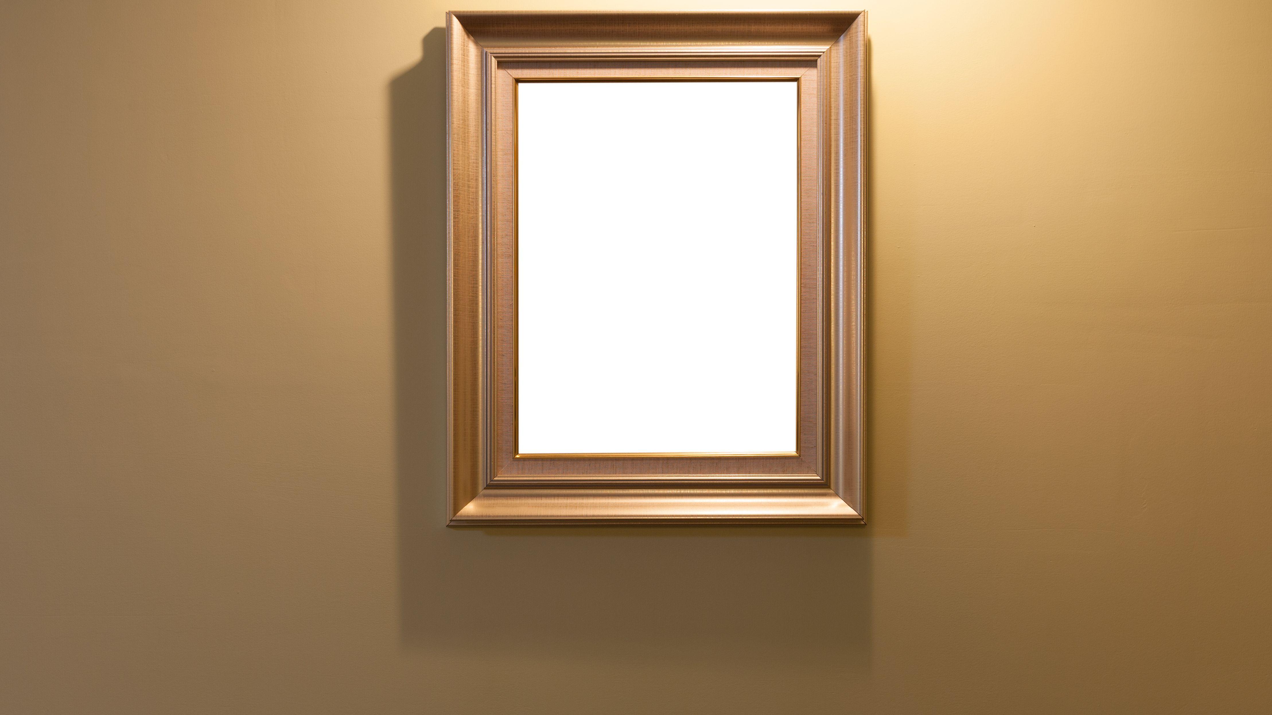 Comment éclairer  un cadre, un tableau ou un miroir