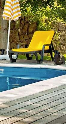 ¿Cómo elegir el enrollador para lona de piscina?