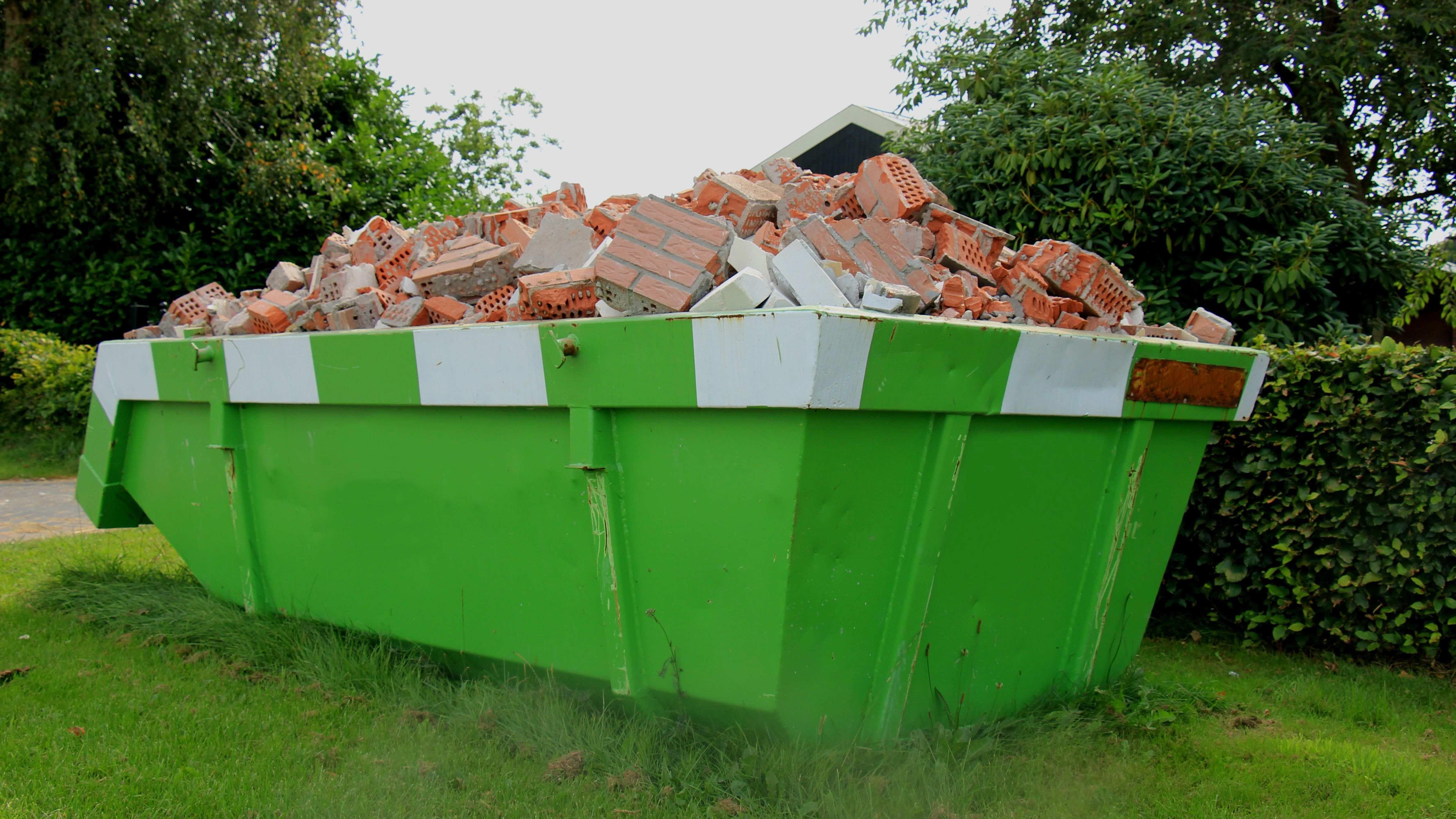 Déchets de chantier : comment les trier, les évacuer et les recycler