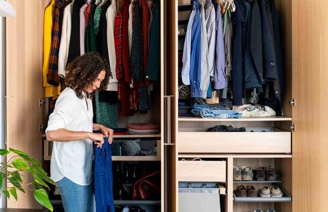 Cómo elegir un vestidor