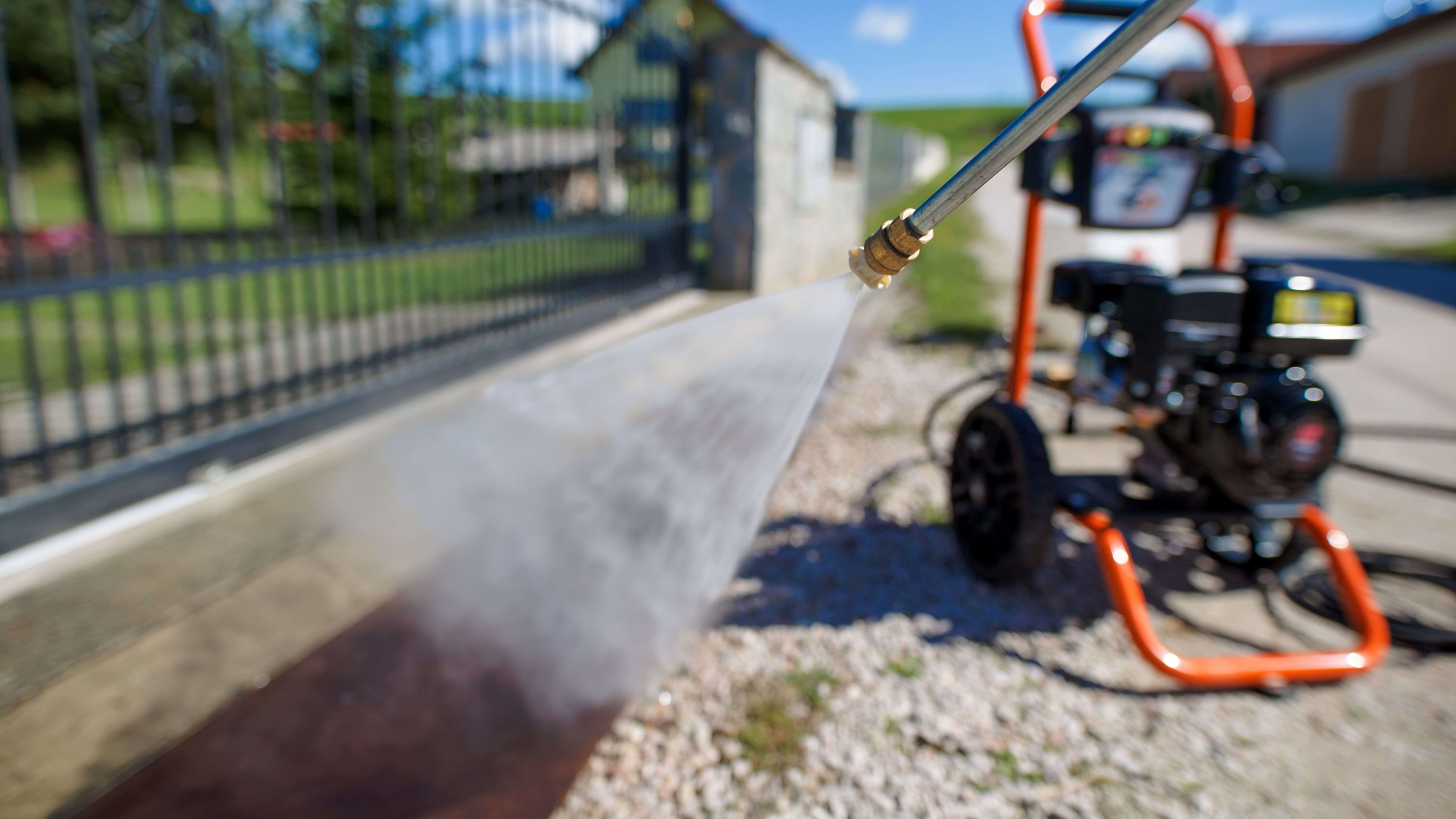 Come scegliere un'idropulitrice ad alta pressione