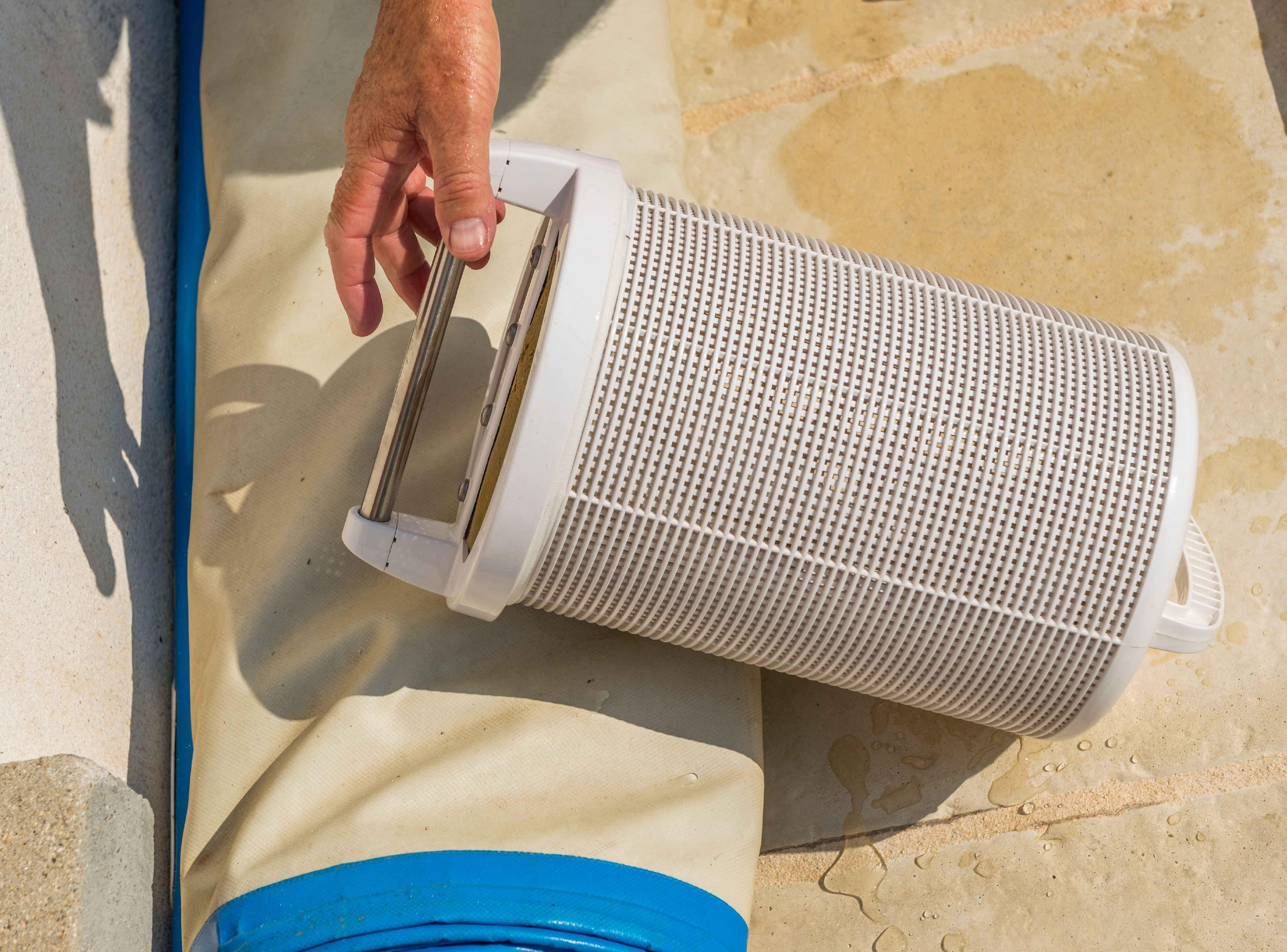 Filtre à cartouche de piscine :  tout savoir pour bien choisir