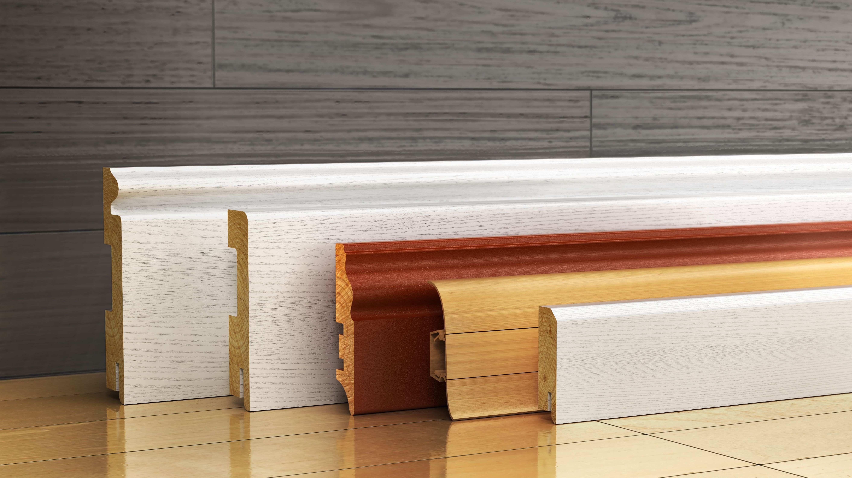 Plinthes et  accessoires de finition parquets