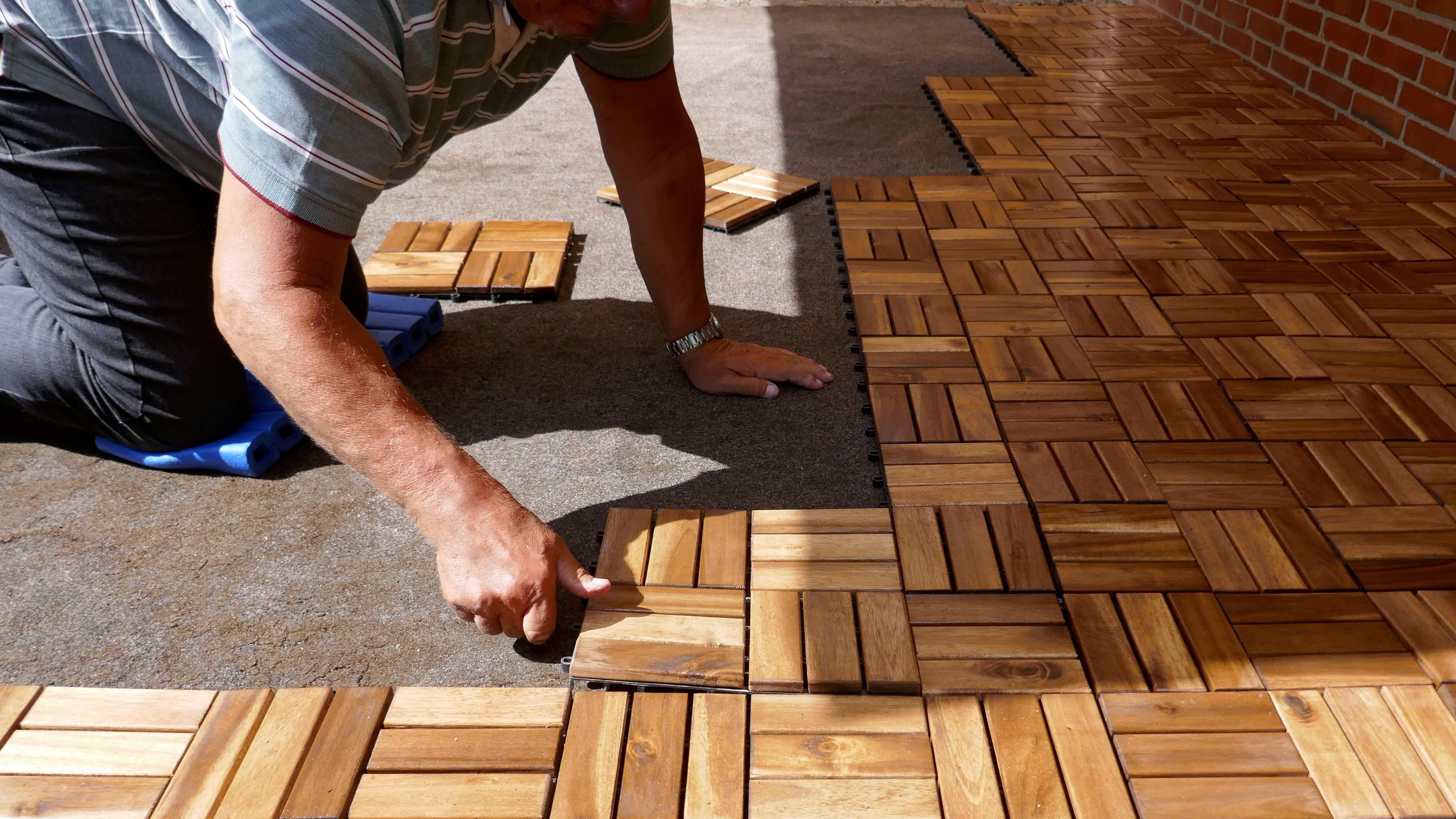 Come scegliere il decking per pavimenti esterni