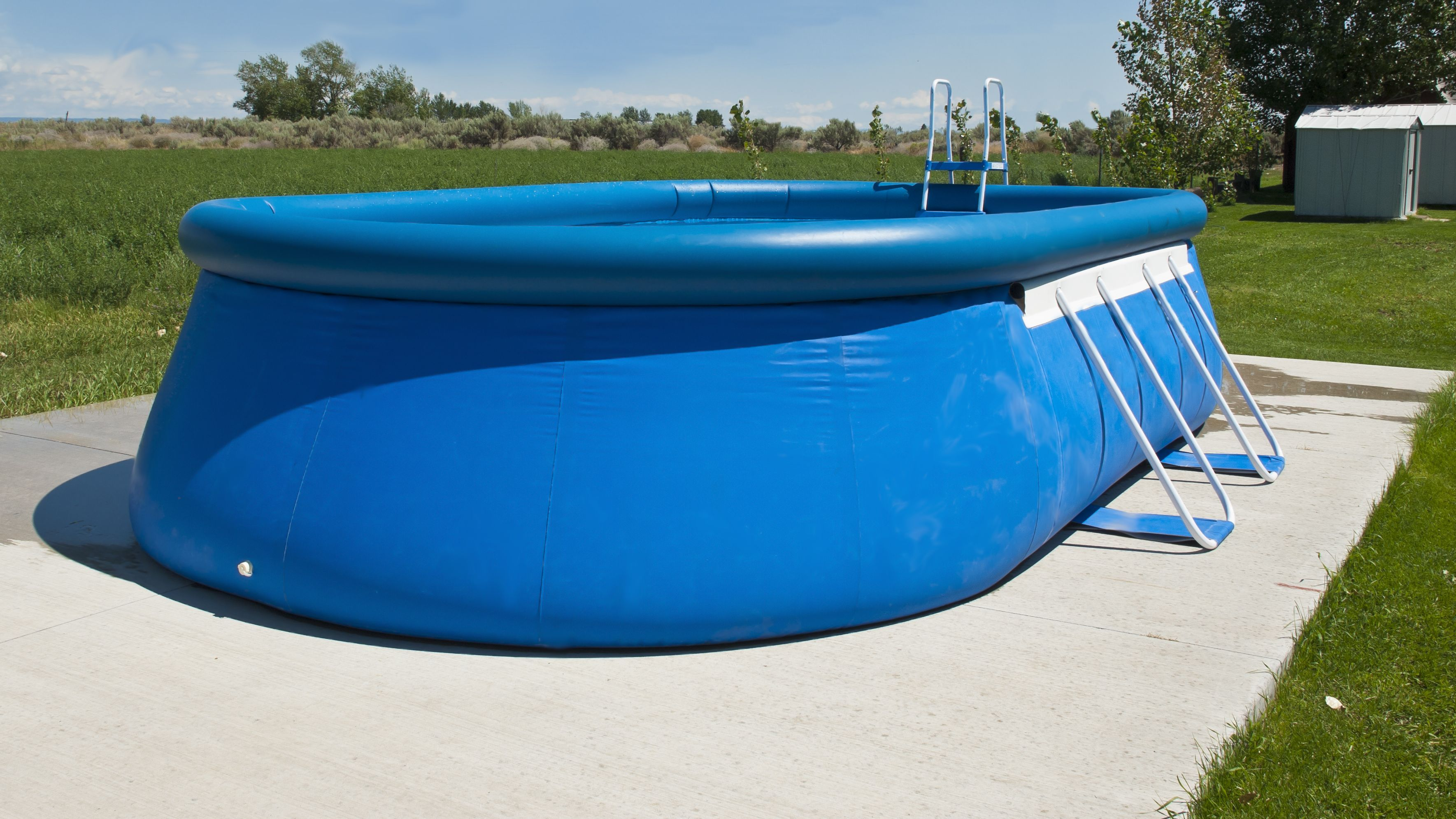 Come installare una piscina autoportante