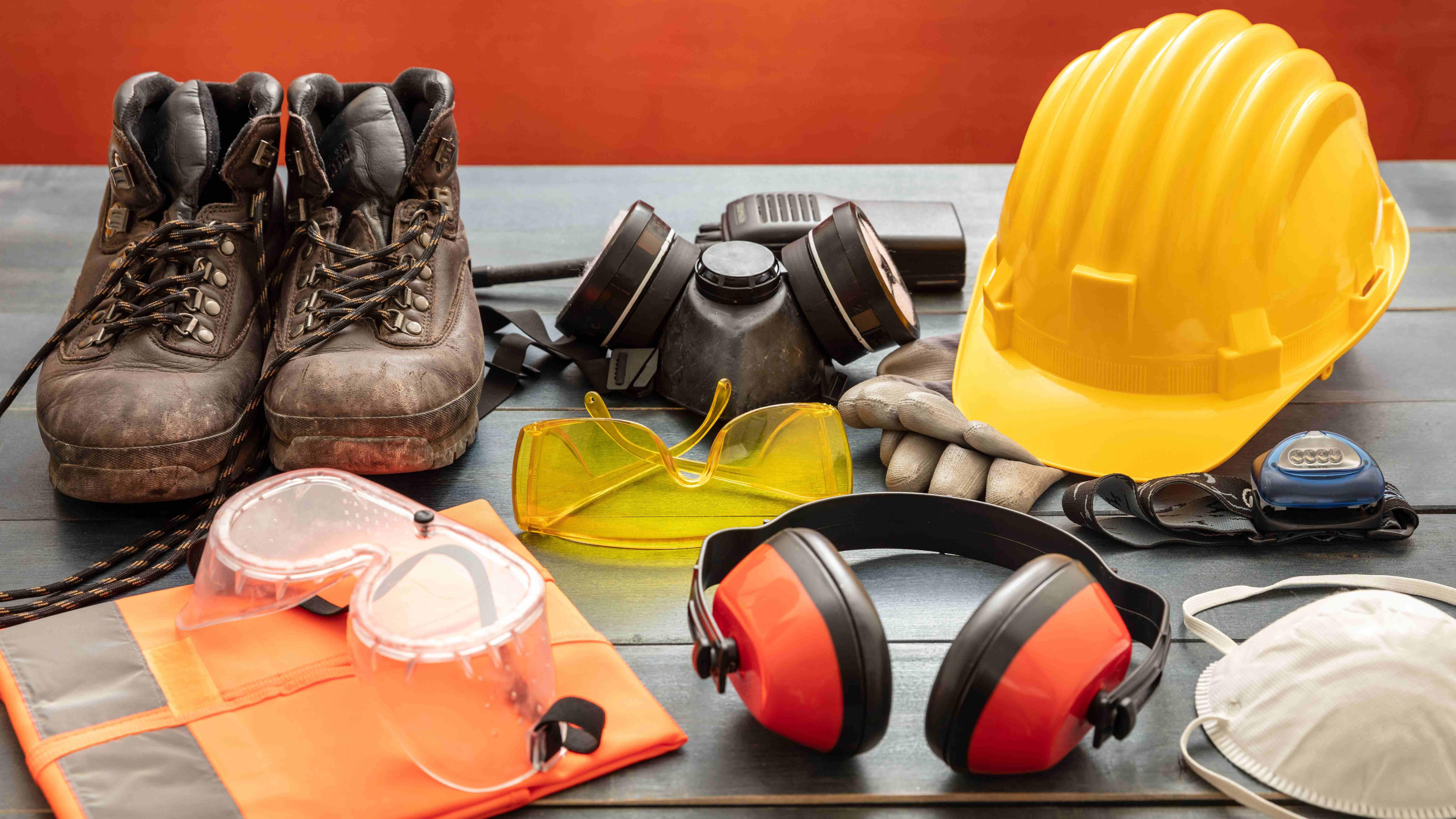 EPI maçon :  les équipements de protection individuelle indispensables