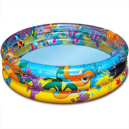 Como elegir una piscina infantil