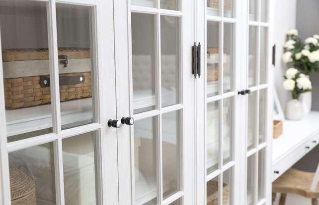 Cómo elegir una vitrina