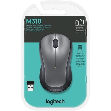 MediaCom-IT Maus Wireless LOGITECH M310 si