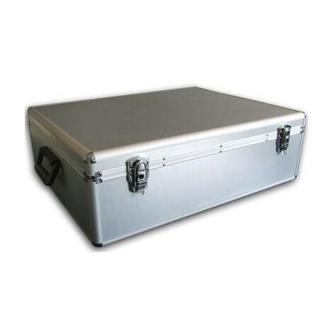 MediaRange Valise DJ pour 1.000 CD ou DVD (BOX78)