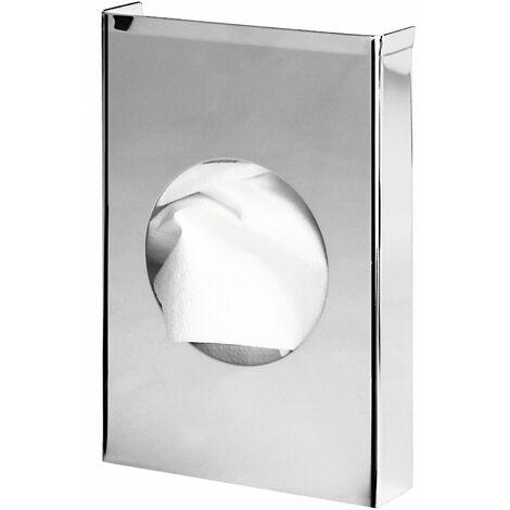 Mediclinics - Dispensador de bolsas higiénicas Acero inox AISI 304