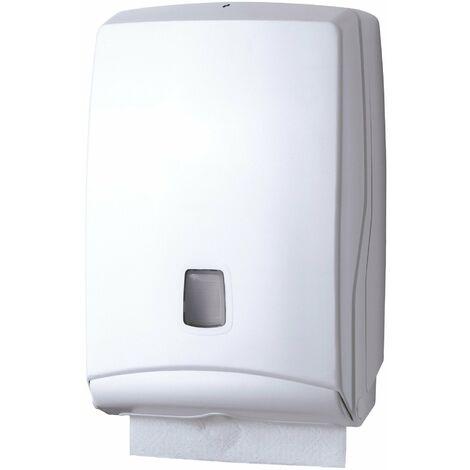 MEDICLINICS DT0505 Dispensador Toalla ABS Blanco
