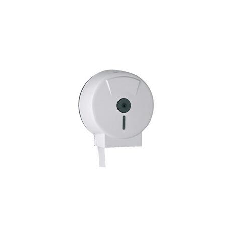Mediclinics PR0513 - Dispensador de papel higiénico industrial ABS termo-plástico Blanco