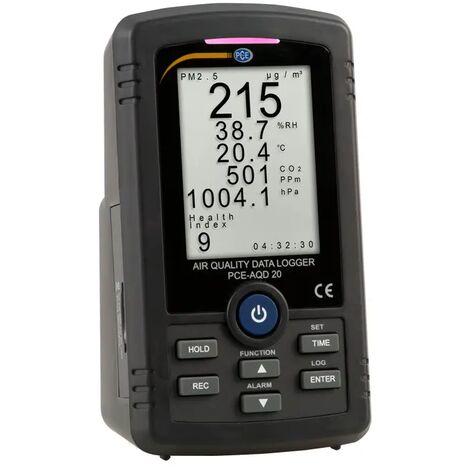Medidor de CO2 PCE-AQD 20