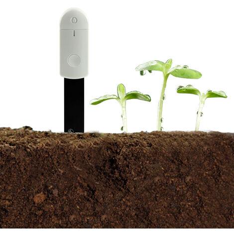 Medidor de humedad del suelo, medidor de humedad del suelo con deteccion instantanea