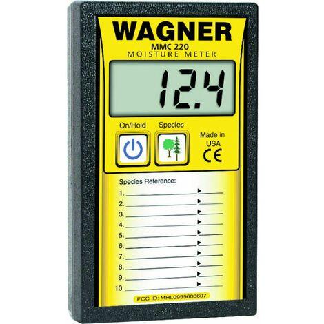 Medidor de humedad digital por contacto MMC 220 Wagner