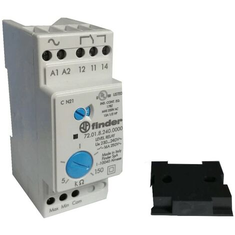 Medidor de nivel de Buscador 240Vac 16A 720182400000
