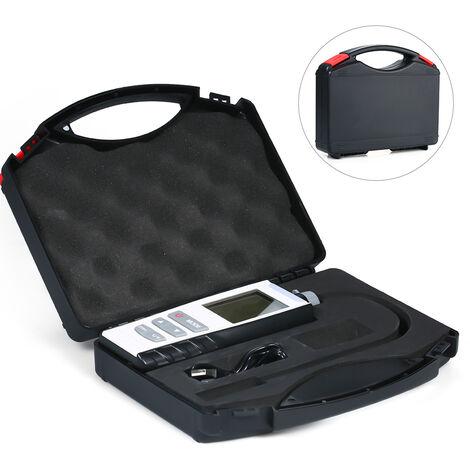 Medidor de oxigeno, detector de concentracion de oxigeno (O2), con alarma de luz y sonido